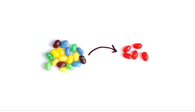 Segmentation beans