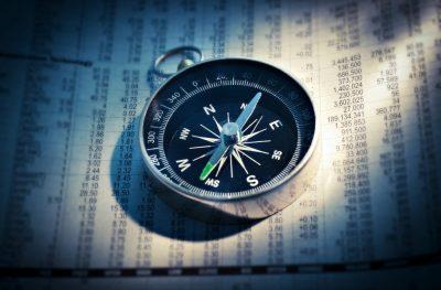 Guiding compass