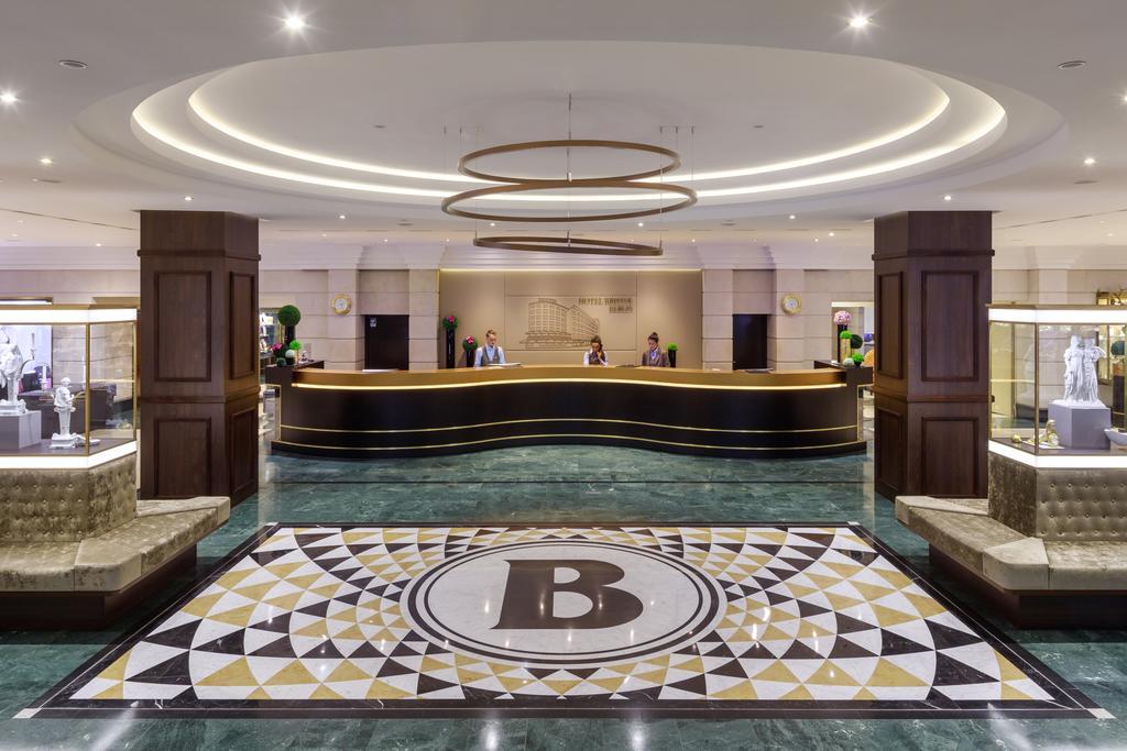 Bristol Lobby