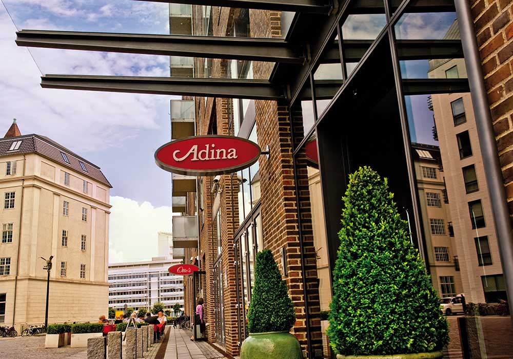 Adina Apartment hotels Kopenhagen, Tagung